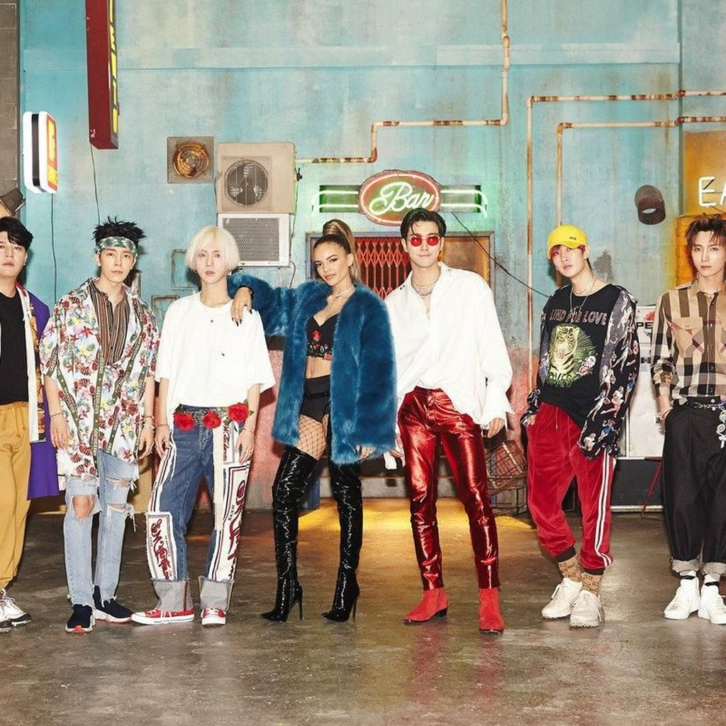 Rilis Replay, Super Junior Puncaki Chart iTunes di 28 Negara