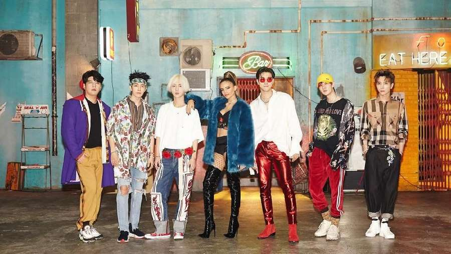 Super Junior Grup K-Pop Pertama yang Masuk Chart Latin Billboard