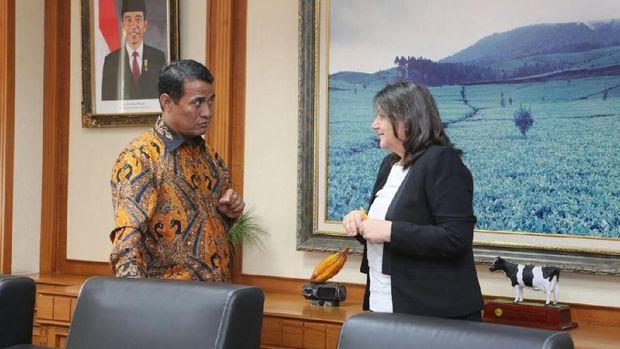 Berkunjung ke Yogyakarta, Ini Kesan Perwakilan PBB soal Pertanian RI