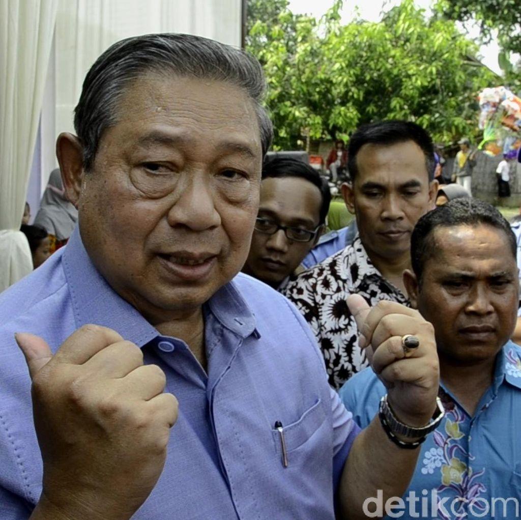 Dolar AS Nyaris Rp 14.000, SBY: Harus Waspada Ini Ada Apa?