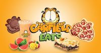 Unik! Aplikasi Makanan Ini Hanya Jual Makanan Bertema Kucing Pemalas Garfield