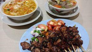 Siang Ini Enaknya Makan Sate Kambing Enak di Tangerang Selatan