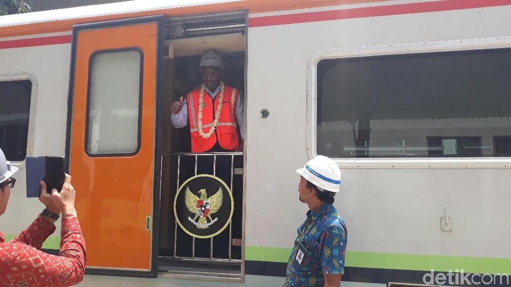 Senegal Tertarik Beli Kereta Buatan INKA