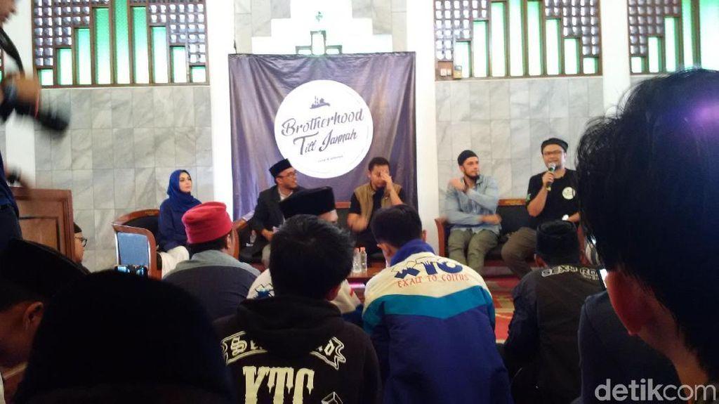 Komunitas Motor Bandung Luncurkan Gerakan Brotherhood Till Jannah