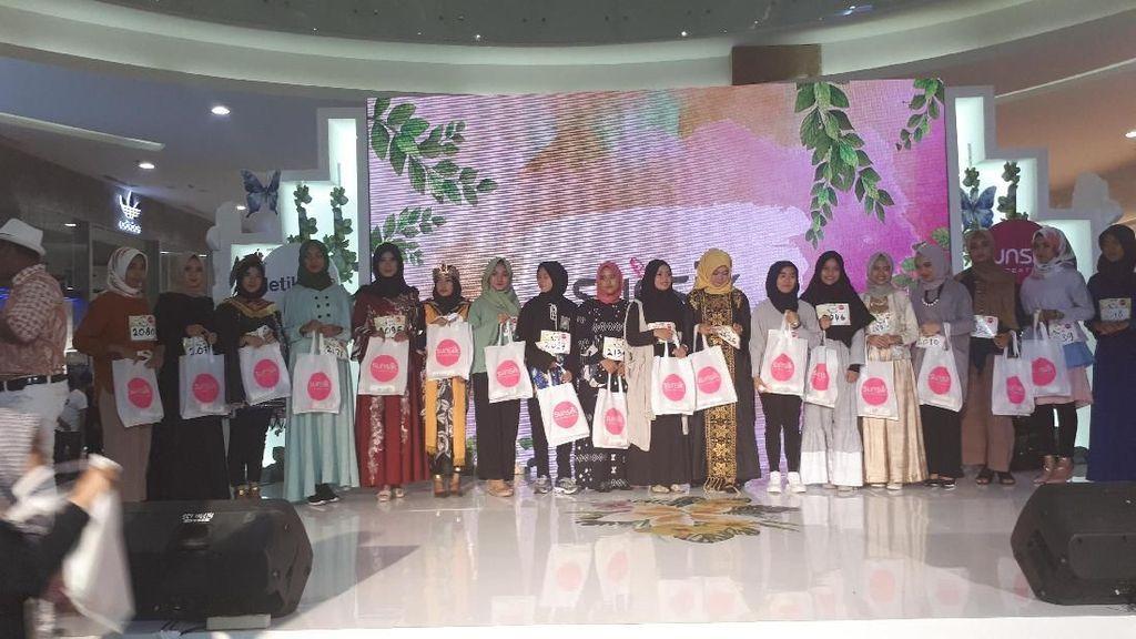 Selamat! 20 Hijabers Lolos Audisi Sunsilk Hijab Hunt Yogyakarta ke Tahap 2