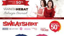 Serbu Diskon Fashion Terkini di Transmart Carrefour!