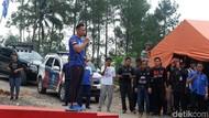 Prabowo Telanjang Dada, AHY: Tiap Orang Punya Cara Berekspresi
