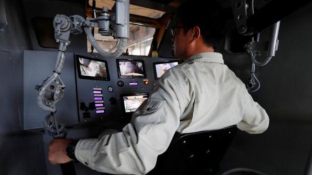 Wow! Engineer Jepang Bikin Robot 'Gundam' Sungguhan