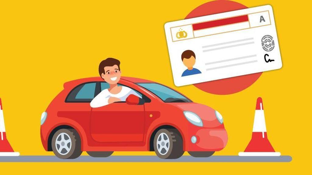 Ini Syarat dan Prosedur Bikin SIM