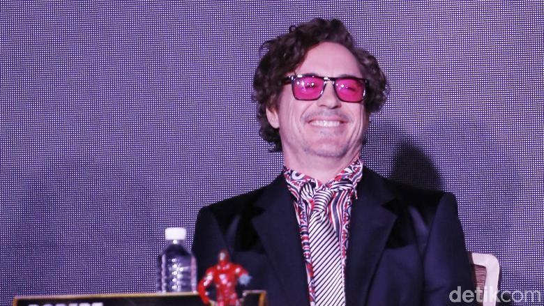 Sosok Thanos dari Kacamata Iron Man