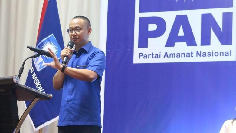 PAN: Eks Anggota DPR Arbab Paproeka Sudah Pindah Parpol