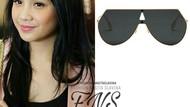 Kelihatannya Simpel, Tapi Harga Kacamata Nagita Slavina Ini Bikin Mangap