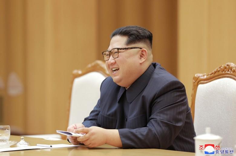 Langka, Menlu China Temui Kim Jong Un di Korut