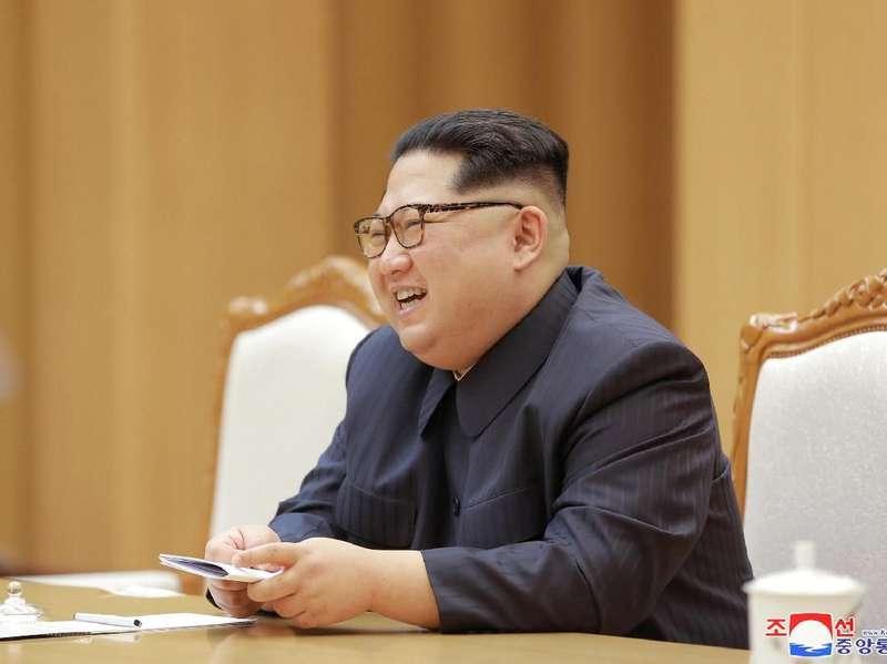 Pertemuan Bersejarah, Presiden Korsel Bertemu Pemimpin Korut