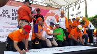 BNPB Sosialisasi Hari Kesiapsiagaan Bencana di CFD Menteng