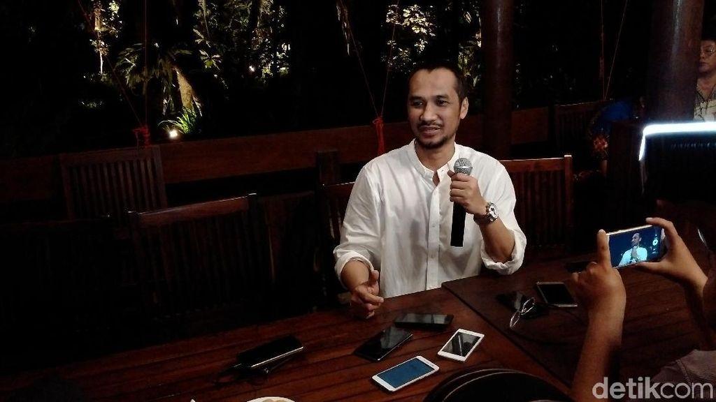 Kata Abraham Samad, Mantan Ketua KPK Tidak Boleh Jadi Menteri