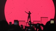 Sound Sempat Padam, Katy Perry Lanjutkan Aksinya di Jakarta