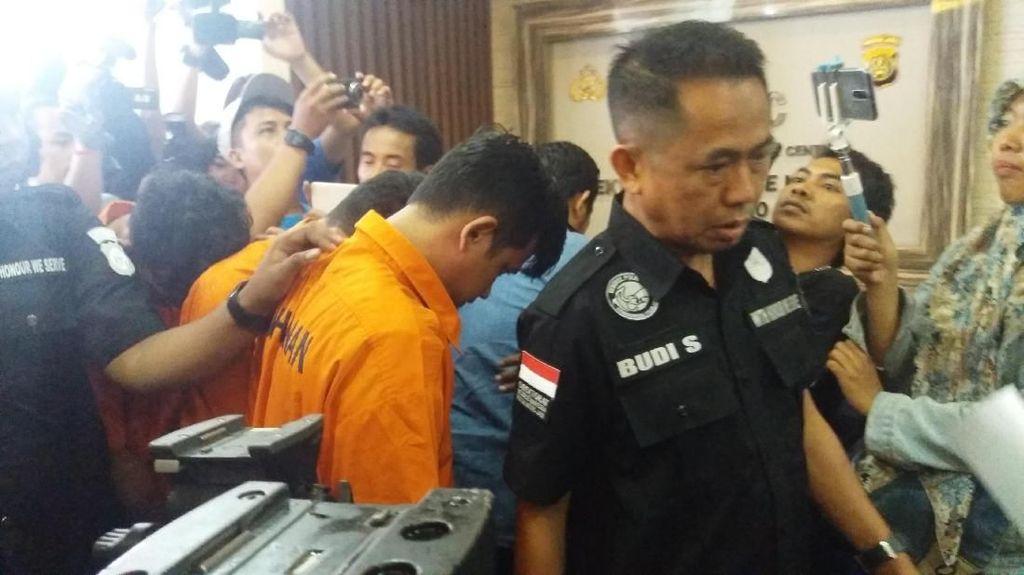 Sosok Penyuplai Sabu ke Riza Shahab Ditangkap