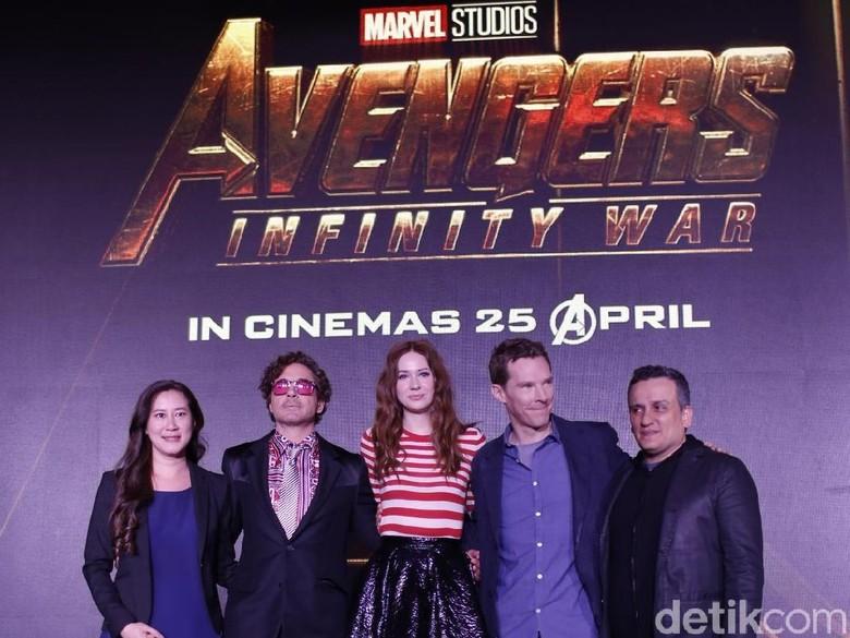 Kejutan Robert Downey Jr untuk Penggemar Avengers di Singapura
