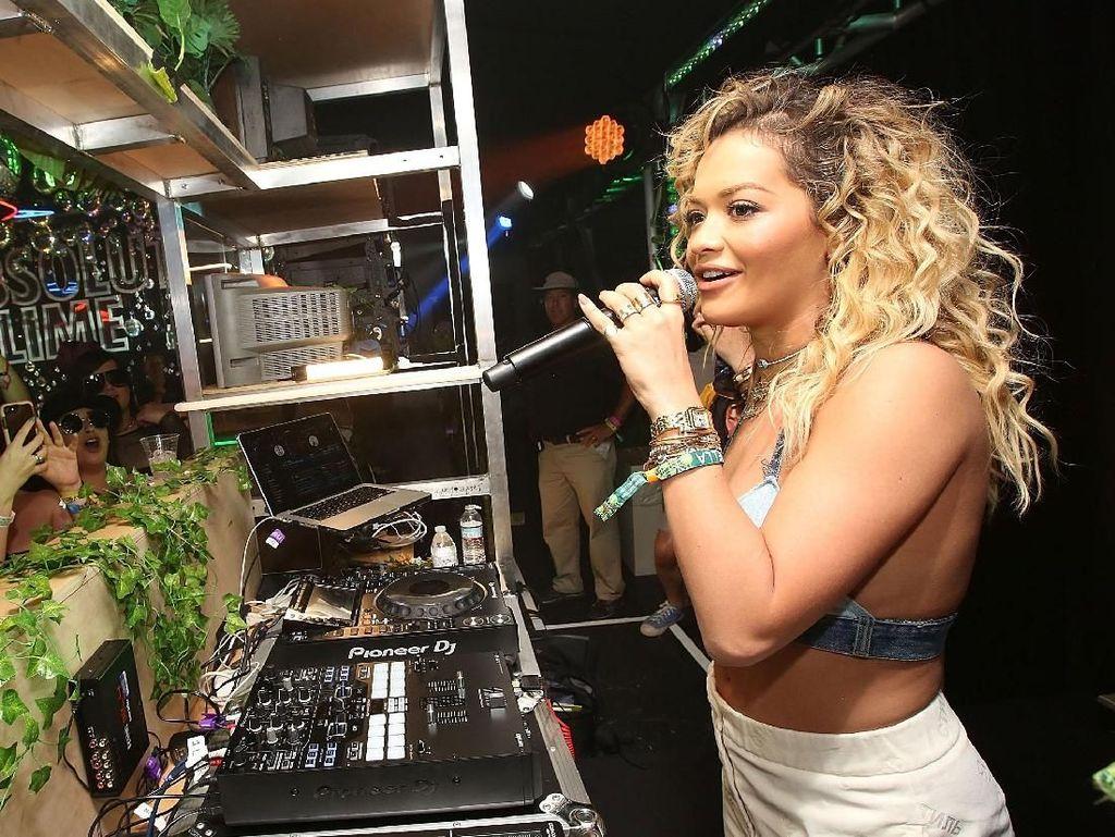 Rita Ora Siap Gebrak Hari Pertama SHVR Ground Festival 2018