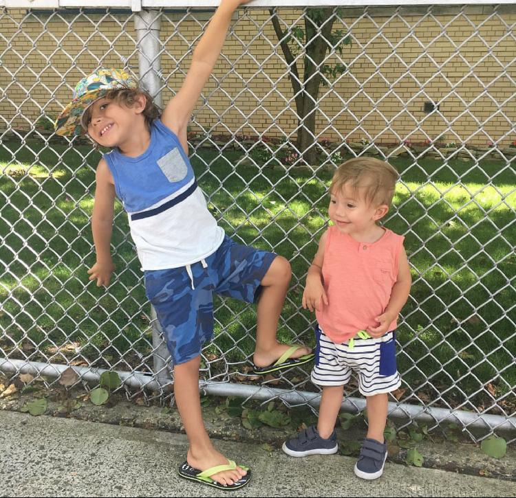 Hai Bunda, yuk kenalan sama Chase dan Milo Maggiore. (Foto: Instagram/chasemaggiore)