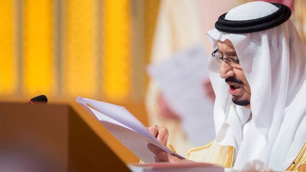 Raja Arab Saudi Sumbangkan Rp 2 T untuk Wakaf Islam Yerusalem