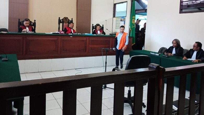 2 Penyelundup Sabu Malaysia-Kaltara Dihukum Mati
