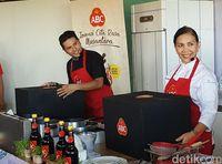 Ketika Dua Master Chef Beradu Memasak Sajikan yang Terenak