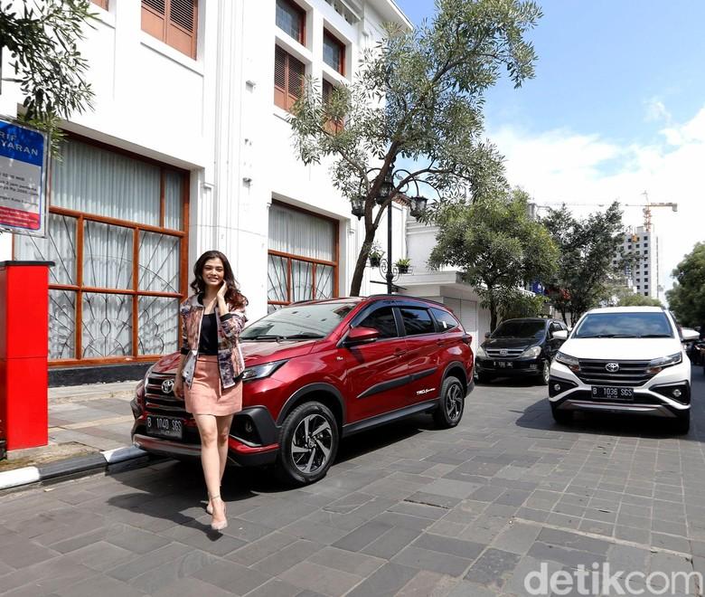 Penjualan Mobil Toyota Bulan Maret Capai 31.424 Unit