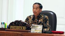 Cerita Jokowi Deg-degan Diajak Ngebut Putra Mahkota UEA 200 Km/Jam