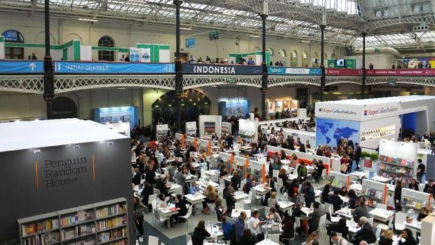 Indonesia Siap Jadi Market Focus di London Book Fair 2019
