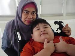 Jatuh Bangun Neni Rawat Farel, Bayi Pengidap Sindrom Langka Prader-Willi