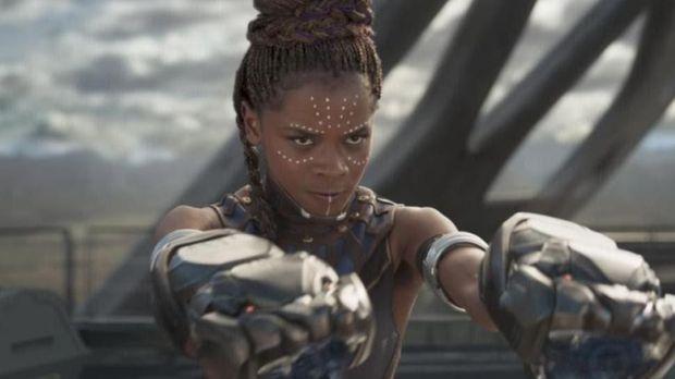 Sementara itu Shuri diperkirakan bakal mengambil alih Iron Man Suit