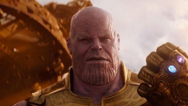 Thanos tak bisa dikalahkan dan semua bakal sirna