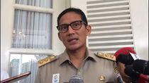 Sandi Ingin Obor Asian Games Diarak di Pulau Bidadari
