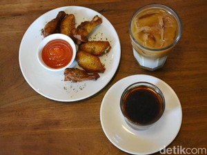 Scandinavian Coffee Shop: Menyeruput Kopi Bengkulu yang Wangi Diiringi Baked Eggs Hangat