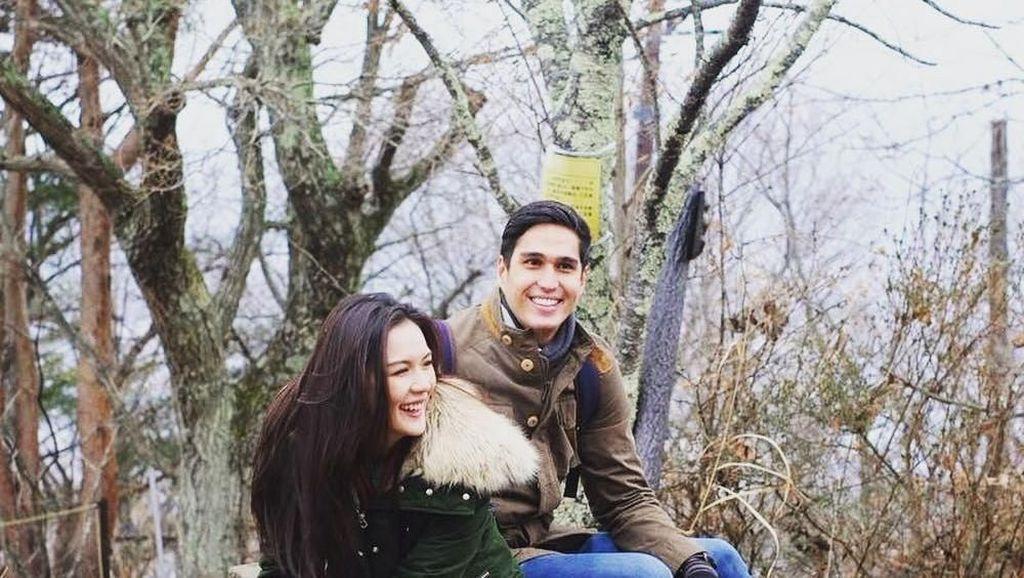 Foto: Travelingnya Marcel Chandrawinata & Istri