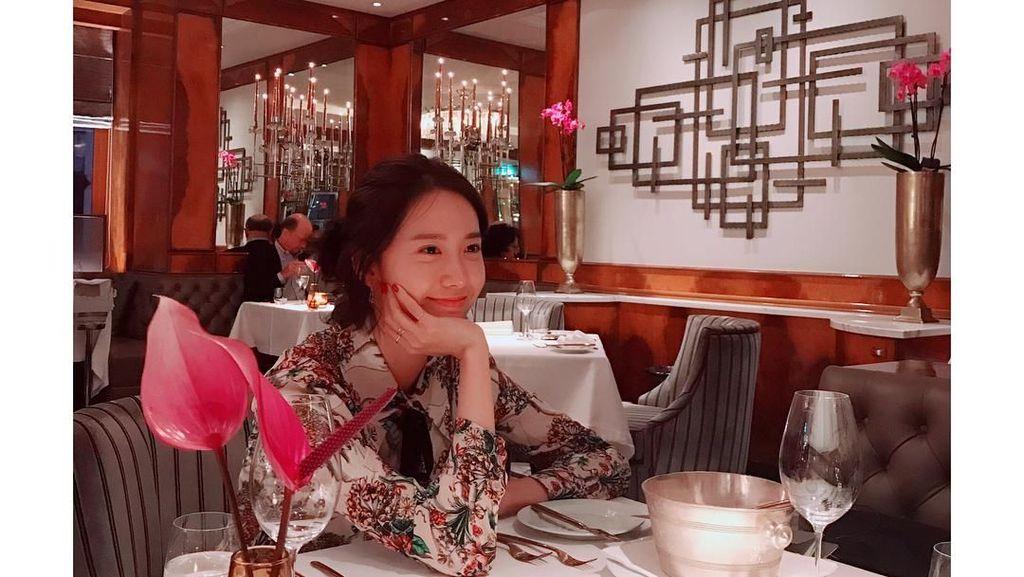 Si Cantik Yoona SNSD yang Doyan Makan hingga Kafe Kekinian di Yogyakarta
