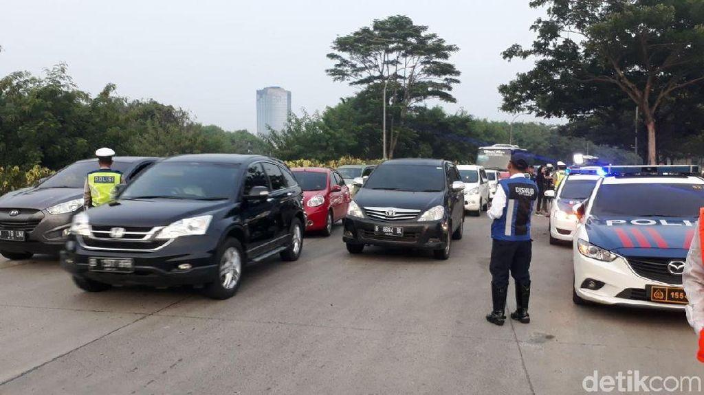 Alasan Ganjil Genap Diterapkan di Tol Tangerang dan Jagorawi