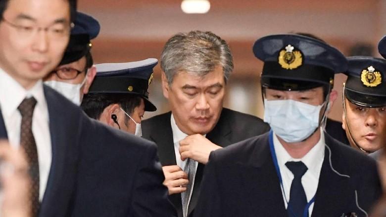 Dituduh Lecehkan Wartawati, Pejabat Keuangan Jepang Membantah