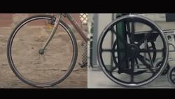 Sebuah video layanan masyarakat memberikan ilustrasi seperti apa 10 tahun terakhir kehidupan kalau di masa muda rajin olahraga vs tidak olahraga.