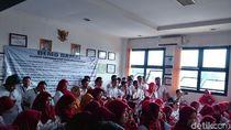 Karyawan RSUD Kota Bandung Tagih Janji Pemerintah