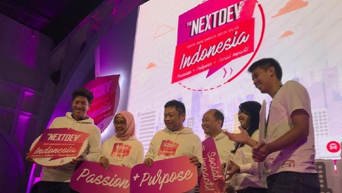 Foto: Telkomsel The Next Dev 2018