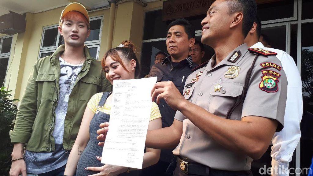 Pemotor yang Rusak Mobil Lee Jeong Hoon Minta Maaf