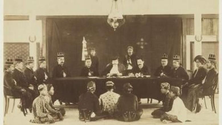 Penampakan Pengadilan di Indonesia Era Kolonial Belanda