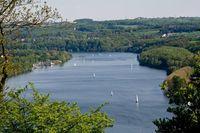 Danau Baldeneysee (Visit Essen/Facebook)