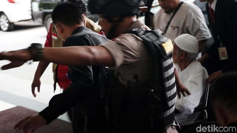 Baasyir Datangi RSCM, Polisi Siaga