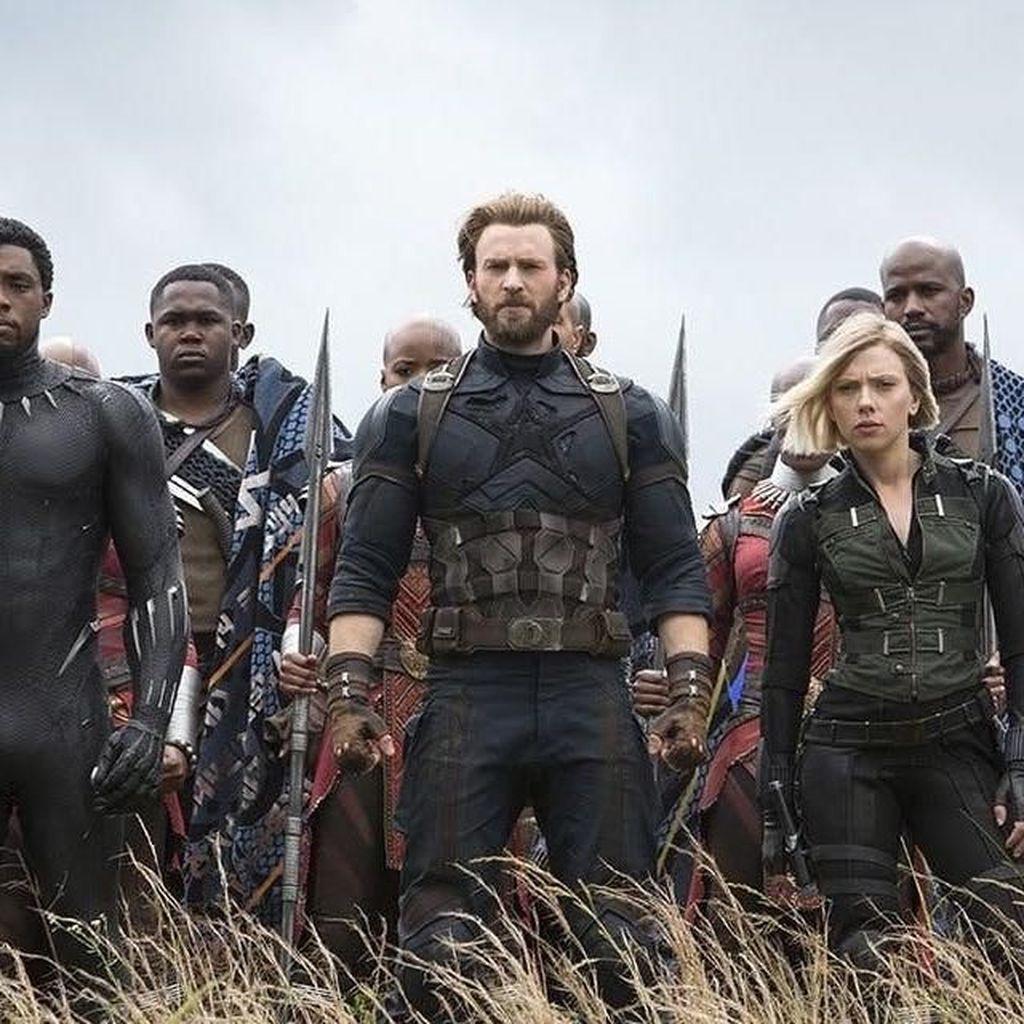Ada Banyak Adegan Romantis di Avengers: Infinity War