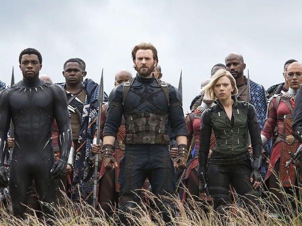 Infinity War Sama dengan Film Marvel Sebelumnya