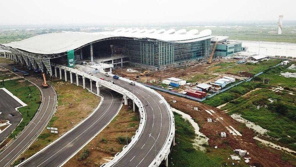 Hari Ini Jokowi Cek Proyek Bandara Kebanggaan Jawa Barat